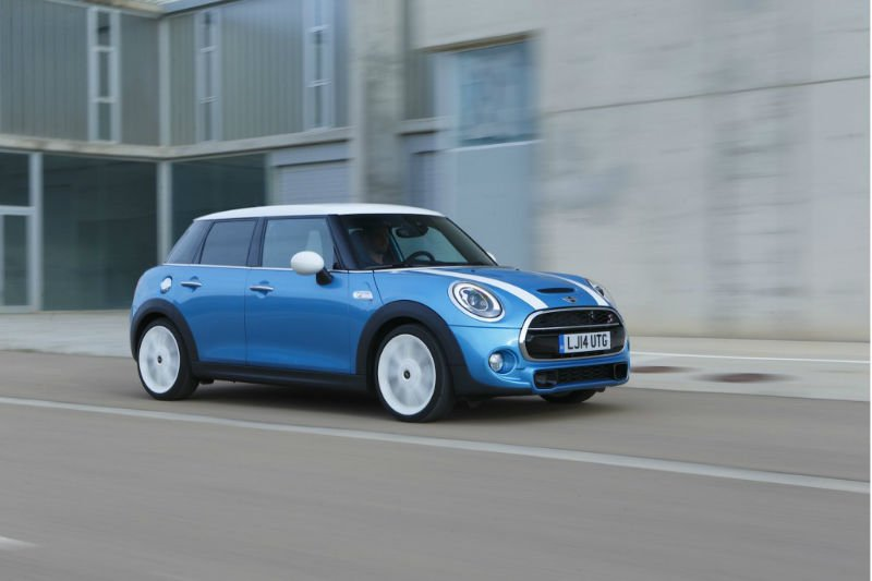 2015 MINI Cooper Hatchback 3-Door