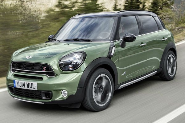 2015 Mini Cooper Countryman Model