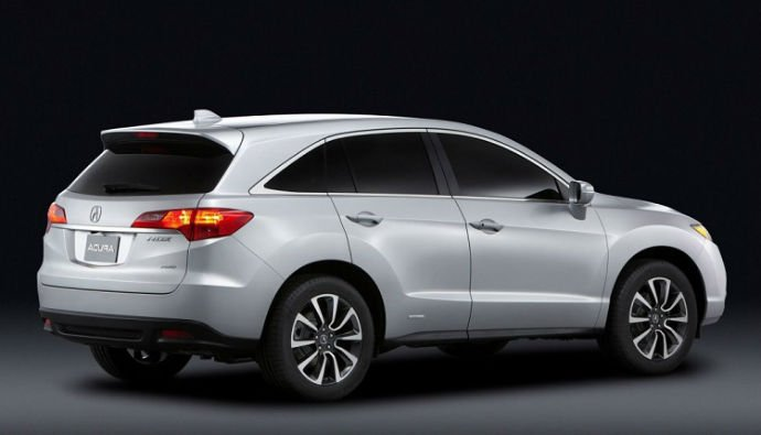 2016 Acura RDX Jewel Eye