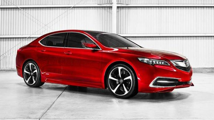 2016 Acura TLX Type S