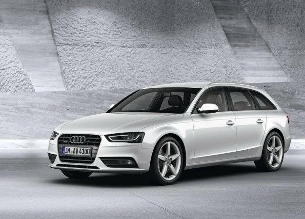 2016 Audi A4 Avant Nuova