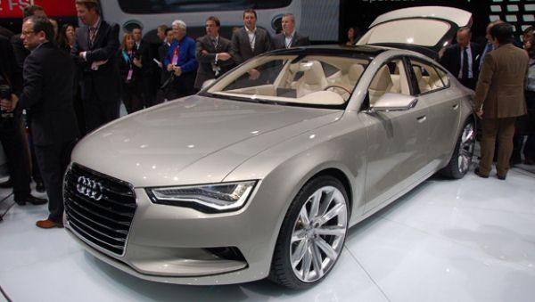 2016 Audi A7 Sportback Concept