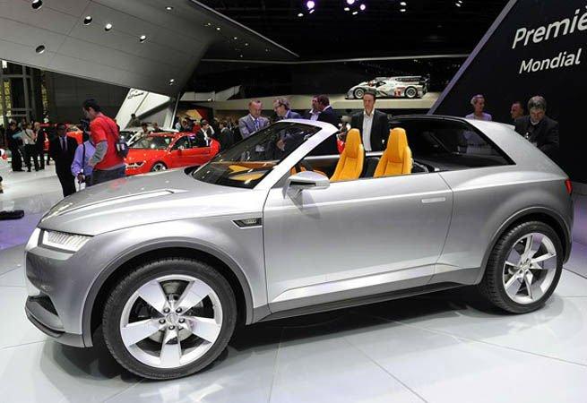 2016 Audi Q1 Convertible