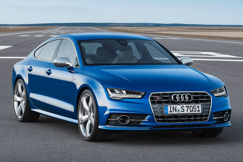 2016 Audi S7 First Drive