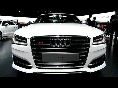 2016 Audi S8 Facelift