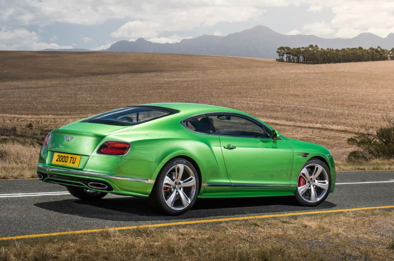 2016 Bentley Continental GT V8