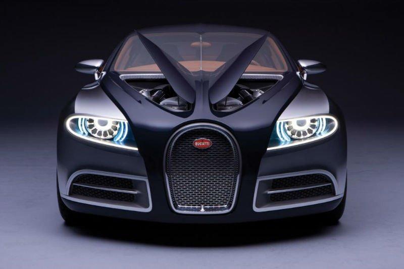 2016 Bugatti Veyron Facelift
