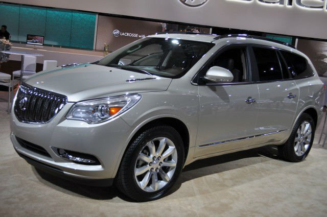 2016 buick enclave gtopcars com. Black Bedroom Furniture Sets. Home Design Ideas