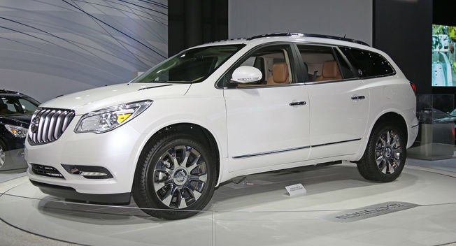 2016 Buick Enclave Tuscan