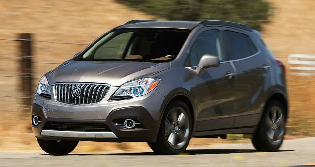 2016 Buick Encore Model