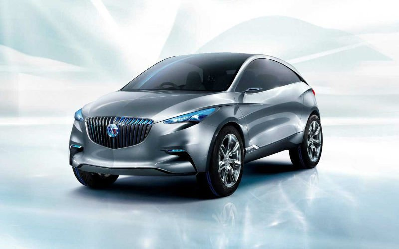 2016 Buick Envision Concept