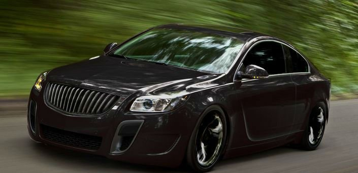 2016 Buick Grand National Coupe