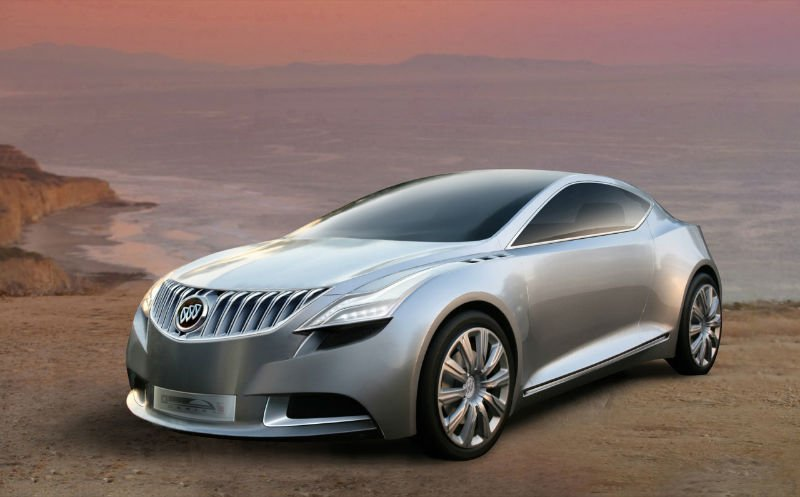 2016 Buick Riviera Wallpaper