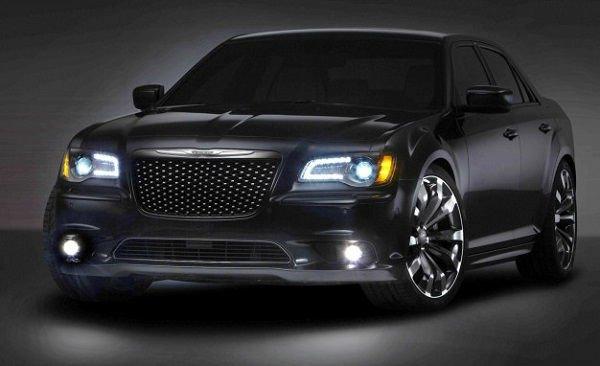 Chrysler 300s 2017 Price >> 2016 Chrysler 300C Black