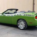 2016 Dodge Challenger Convertible