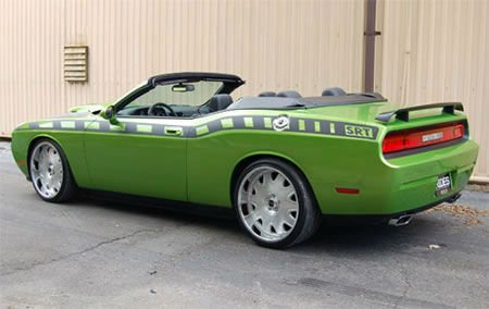 2016 dodge challenger convertible. Black Bedroom Furniture Sets. Home Design Ideas