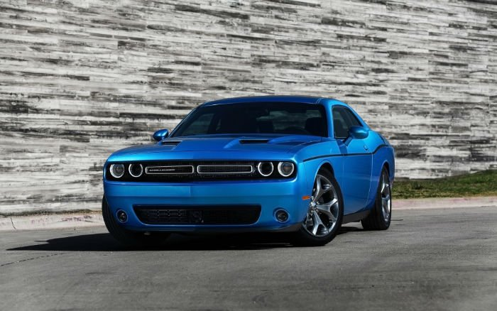 2016 Dodge Challenger Hellcat Colors