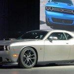 2016 Dodge Challenger Scat Pack Shaker