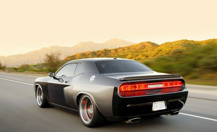 2016 Dodge Charger Concept Car