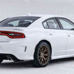 2016 Dodge Charger Hellcat Exterior