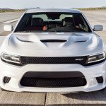 2016 Dodge Charger Hellcat Model (White Color)