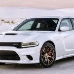 2016 Dodge Charger Hellcat Wallpaper