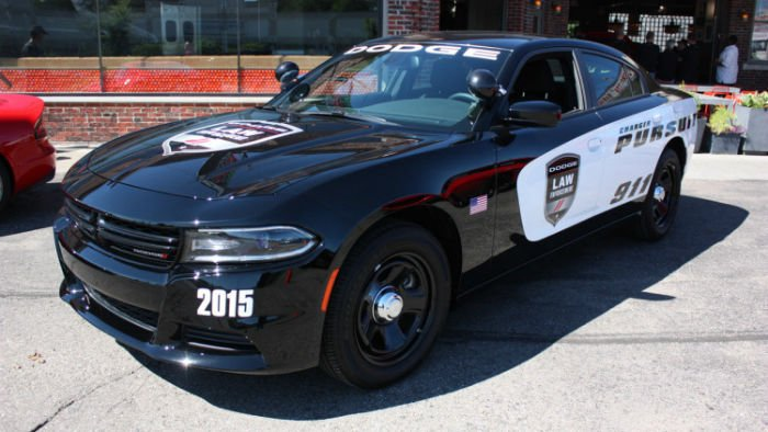 2016 Dodge Charger Police Package