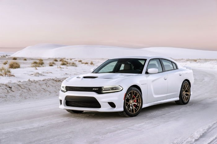 2016 Dodge Charger SRT8 Hellcat