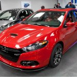 2016 Dodge Dart SRT
