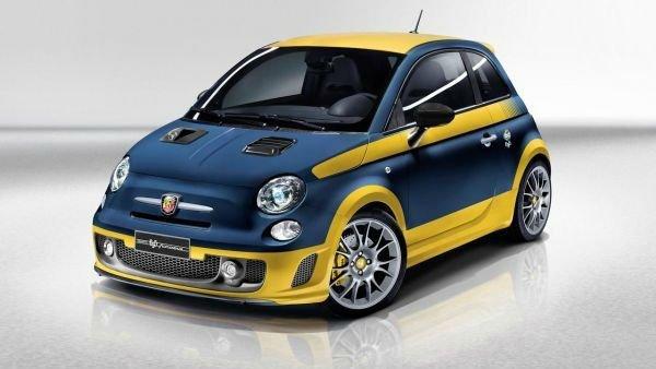 Fiat 500 redesign
