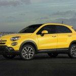 2016 Fiat 500 Yellow