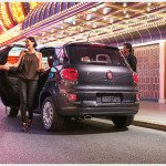 2016 Fiat 500L Chrome Exterior