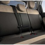 2016 Fiat 500L Cloth-Trim Seats