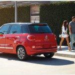 2016 Fiat 500L Exterior Colors