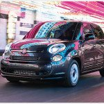 2016 Fiat 500L Four-Wheel Disc Antilock Brack System