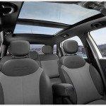 2016 Fiat 500L Interior Cabin