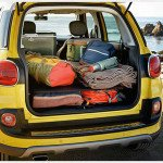 2016 Fiat 500L Liftgate
