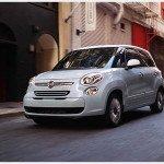 2016 Fiat 500L Non Metallic and Pearl Finishes