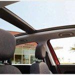 2016 Fiat 500L Sunroof Brightnes