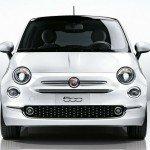 2016 Fiat 500c Facelift
