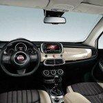 2016 Fiat 500c Interior