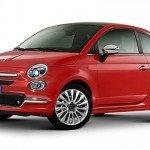 2016 Fiat 500c MPG