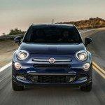 2016 Fiat 500x Facelift
