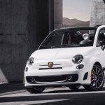 2016 Fiat Abarth 17-Inches Hyperblack Forged Aluminum Wheels