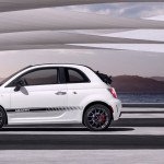 2016 Fiat Abarth Aluminum Wheels