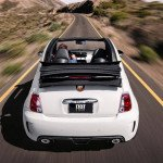 2016 Fiat Abarth Sport-Tuned Suspensive