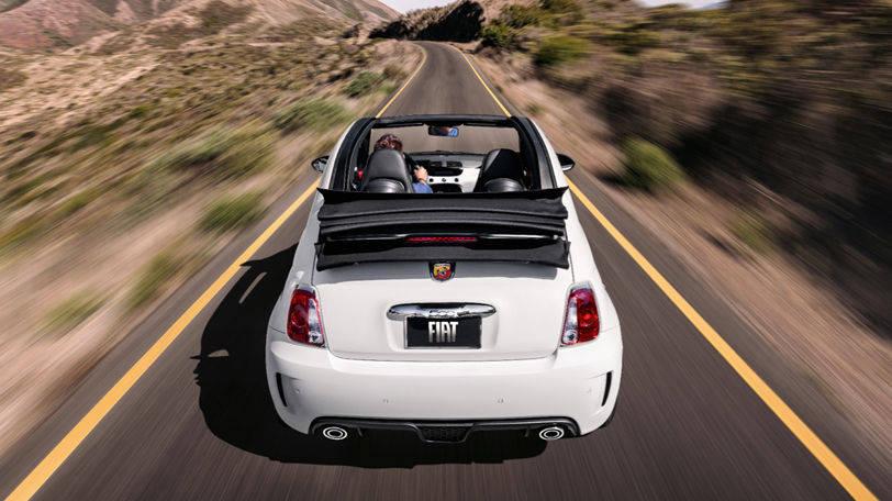2016 Fiat Abarth Sport-Tuned Suspensive
