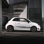 2016 Fiat Abarth White-hot