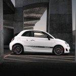 2016 Fiat Abarth White-hot