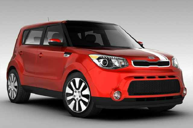 2016 kia soul red. Black Bedroom Furniture Sets. Home Design Ideas